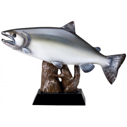 Salmon Fish Resin
