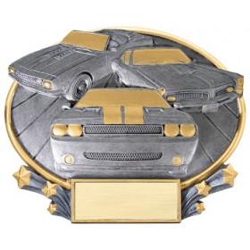 Car Show Resin Plate