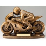 Racing Motorcycle Resin