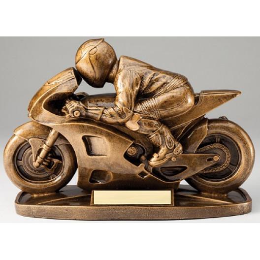Racing Motorcycle Resin
