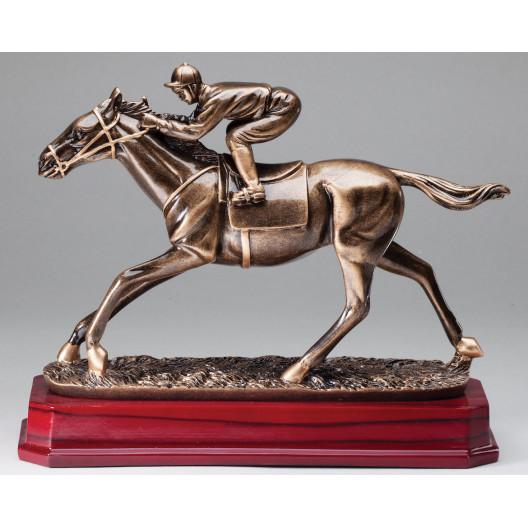 Horse Racing Resin