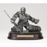 Hockey Goalie Resin