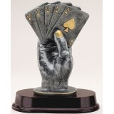 Hand of Cards Resin