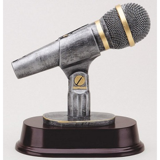 Microphone Resin