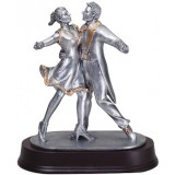 Dance Couple Resin