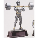 Press Weightlifter, Male