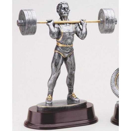 Press Weightlifter, Male