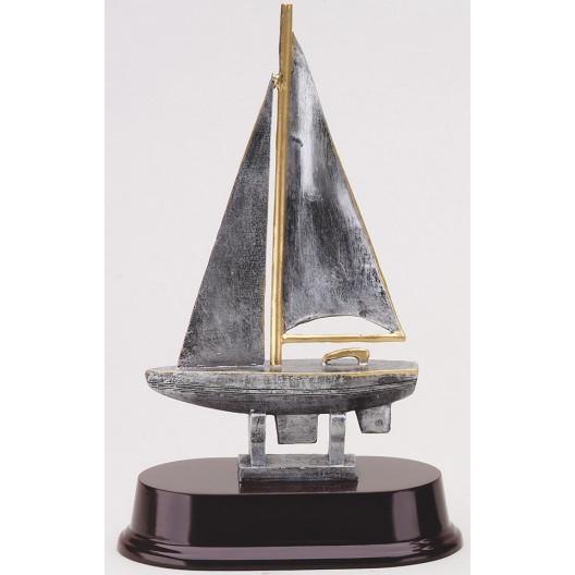 Sailboat Resin