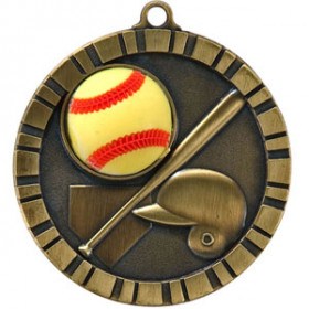 3D Medal - SOFTBALL