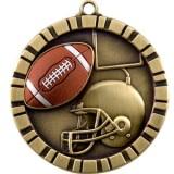 3D Medal - FOOTBALL