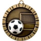 3D Medal - SOCCER