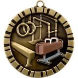3D Medal - GYMNASTICS