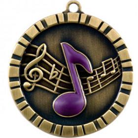 3D Medal - MUSIC