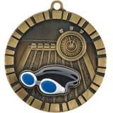 3D Medal -  SWIM