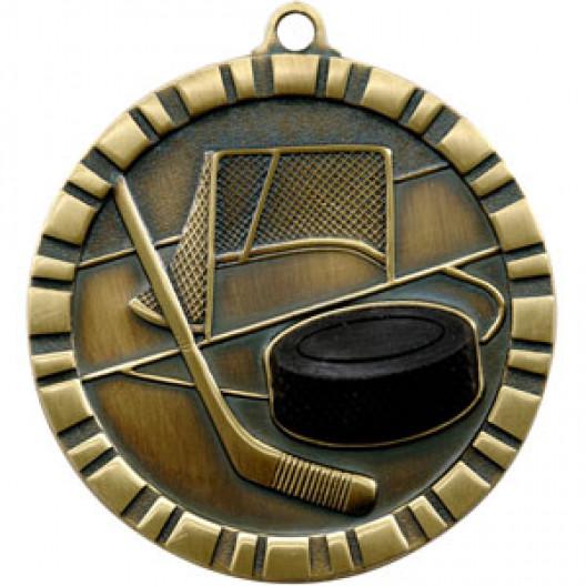 3D Medal - HOCKEY