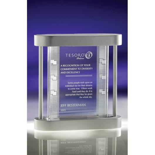 Plaque 3-D Award