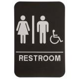 ADA Unisex Restroom Sign