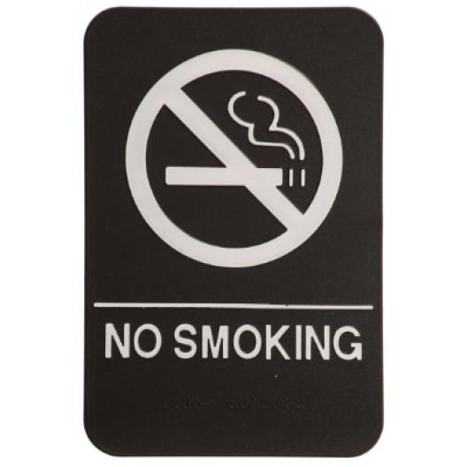 ADA No Smoking Sign