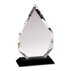 Crystal Award - 10""