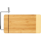 "Bamboo 12"" Cheese Cutter"