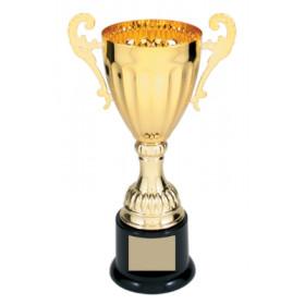 "Metal Cup Trophy - 8.75"""