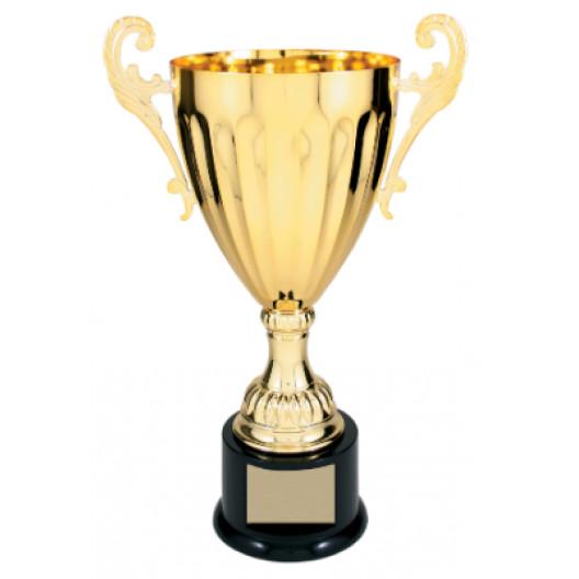 "Metal Cup Trophy - 13.25"""