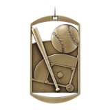 Dog Tag - Baseball