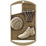 Dog Tag - Basketball