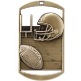 Dog Tag - Football
