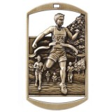 Dog Tag - Cross Country