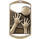Dog Tag - Volleyball