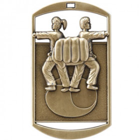 Dog Tag - Karate