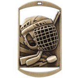 Dog Tag - Hockey