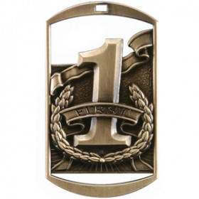 Dog Tag - 1st Place
