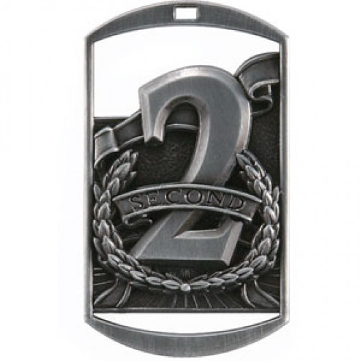 Dog Tag - 2nd Place