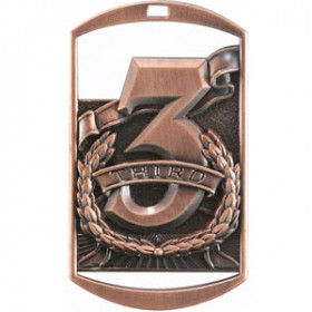 Dog Tag - 3rd Place