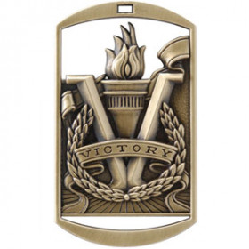 Dog Tag - Victory