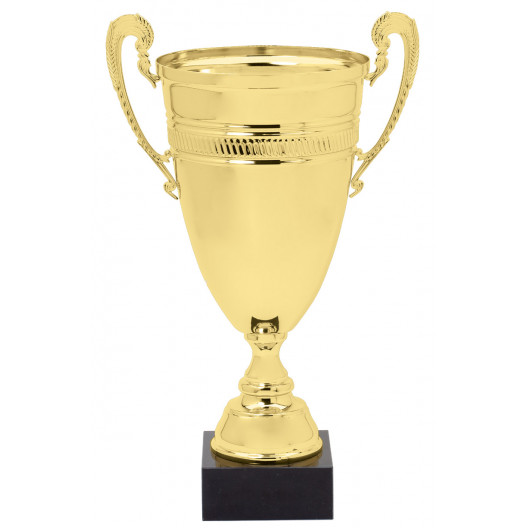 "Metal Cup Trophy - 24.25"""