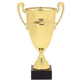 "Metal Cup Trophy - 22.25"""