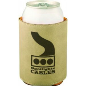 Beverage Holder - Light Brown