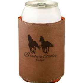 Beverage Holder - Dark Brown