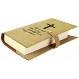 Bible / Book Cover - Engravable