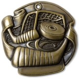 """Hockey 2.5"""" Medal"""