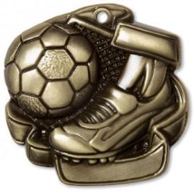 """Soccer 2.5"""" Medal"""