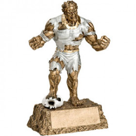 Monster Resin - Soccer