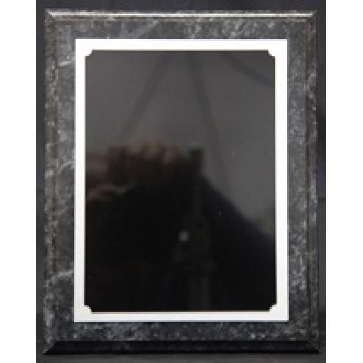 Black Marbled Plaque