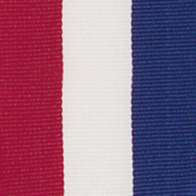 Neck Ribbon - Red, White, & Blue