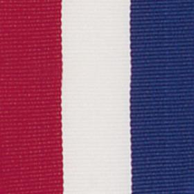 Neck Ribbon - Red, White, & Blue