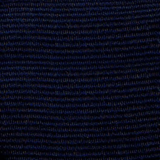 Neck Ribbon - Navy Blue
