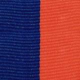Neck Ribbon - Blue & Orange